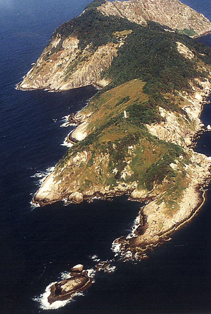 Остров Кеймада-Гранди.