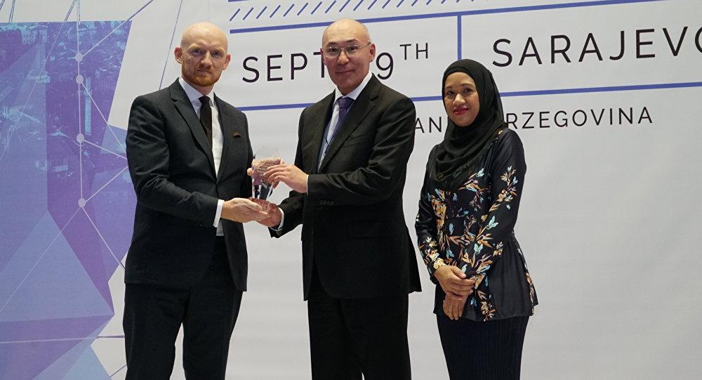 Международный Финансовый Центра Астана получил сразу три престижные  награды GIFA в области исламских финансов