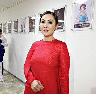 Гүлнұр Оразымбетова, әнші
