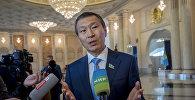 Депутат Нурлан Абдиров