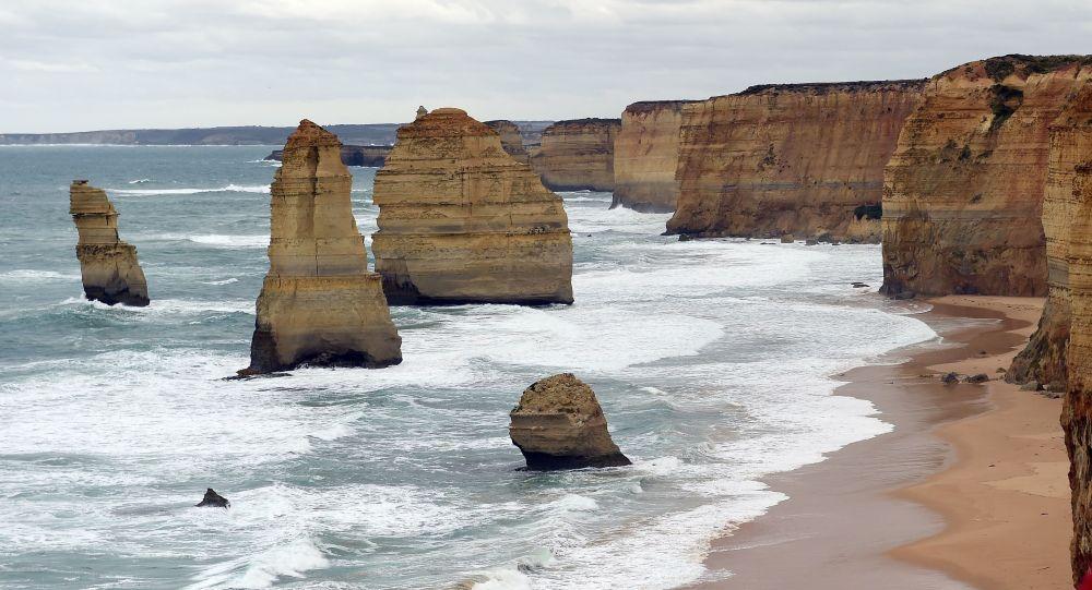 Двенадцать апостолов в Австралии
