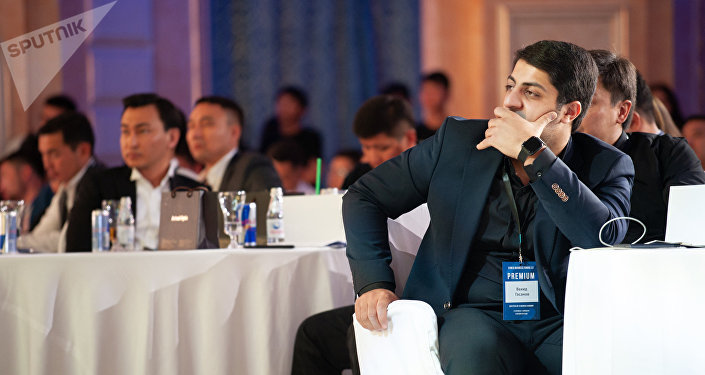 Участники Syneq Business Forum