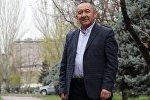 Министр культуры, информации и туризма Кыргызстана Султан Жумагулов