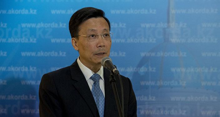 Посол Китая в РК Чжан Сяо