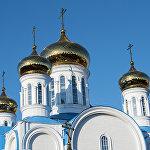 Свято-Успенский кафедральный собор в Астане
