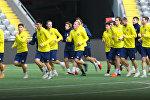 Империя наносит ответный удар: сборная Казахстана готовится к матчам Лиги наций