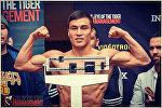 Батыр Жүкембаев, қазақстандық боксшы