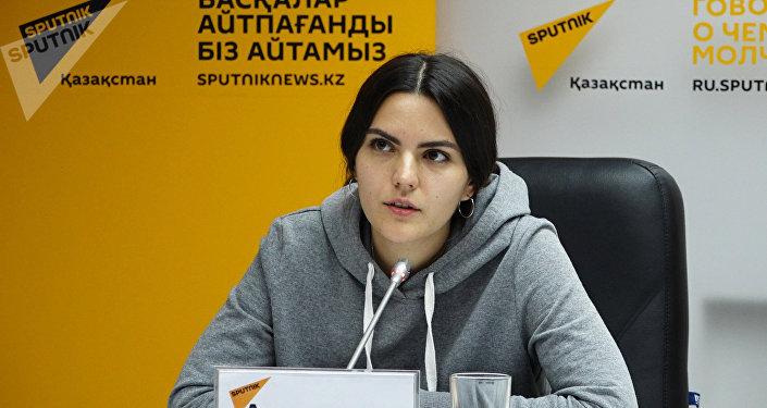 Кинокритик Александра Поршнева
