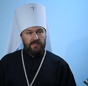 Поместные церкви не поддерживают создание украинской автокефалии – митрополит Иларион