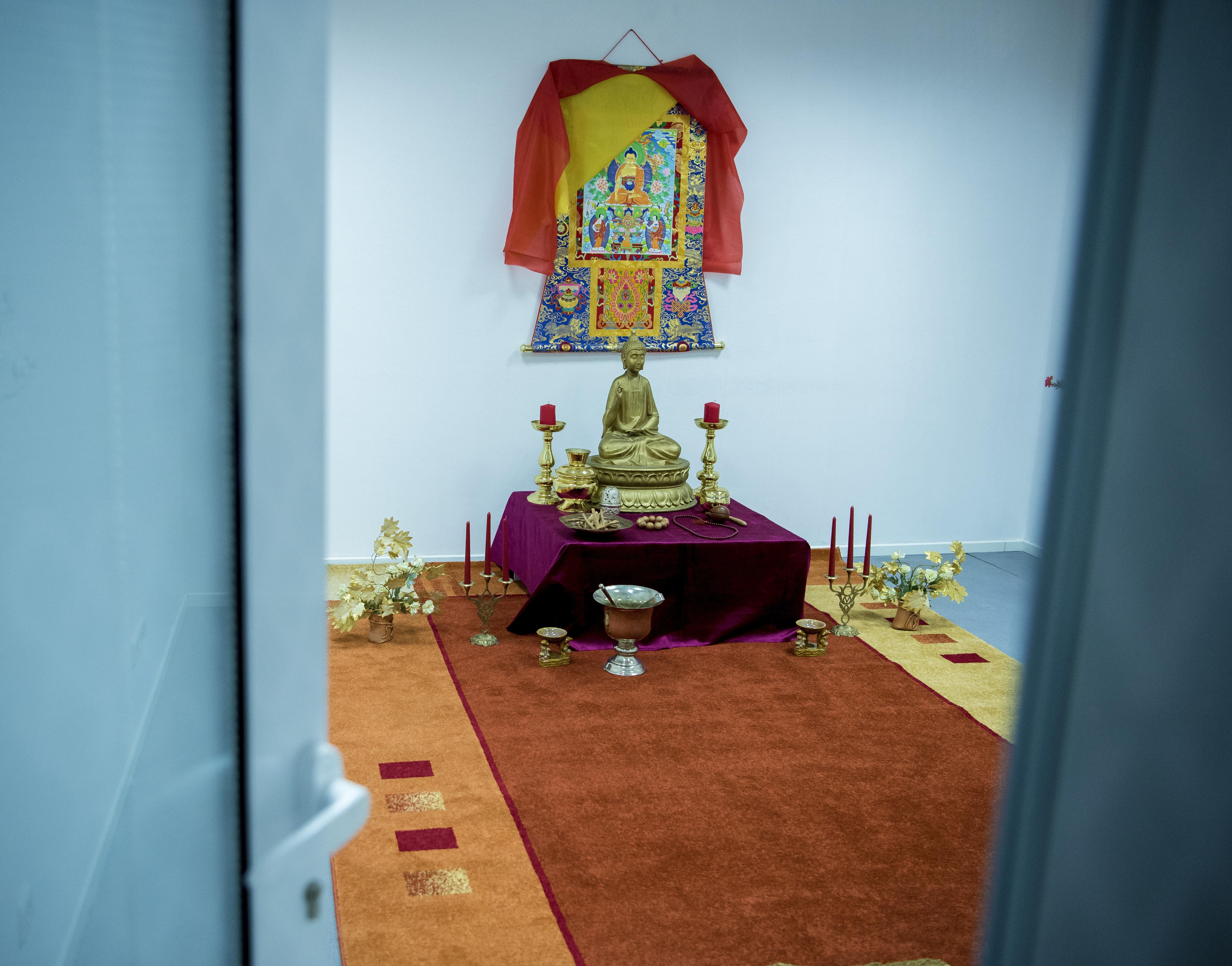 Молельные комнаты для верующих