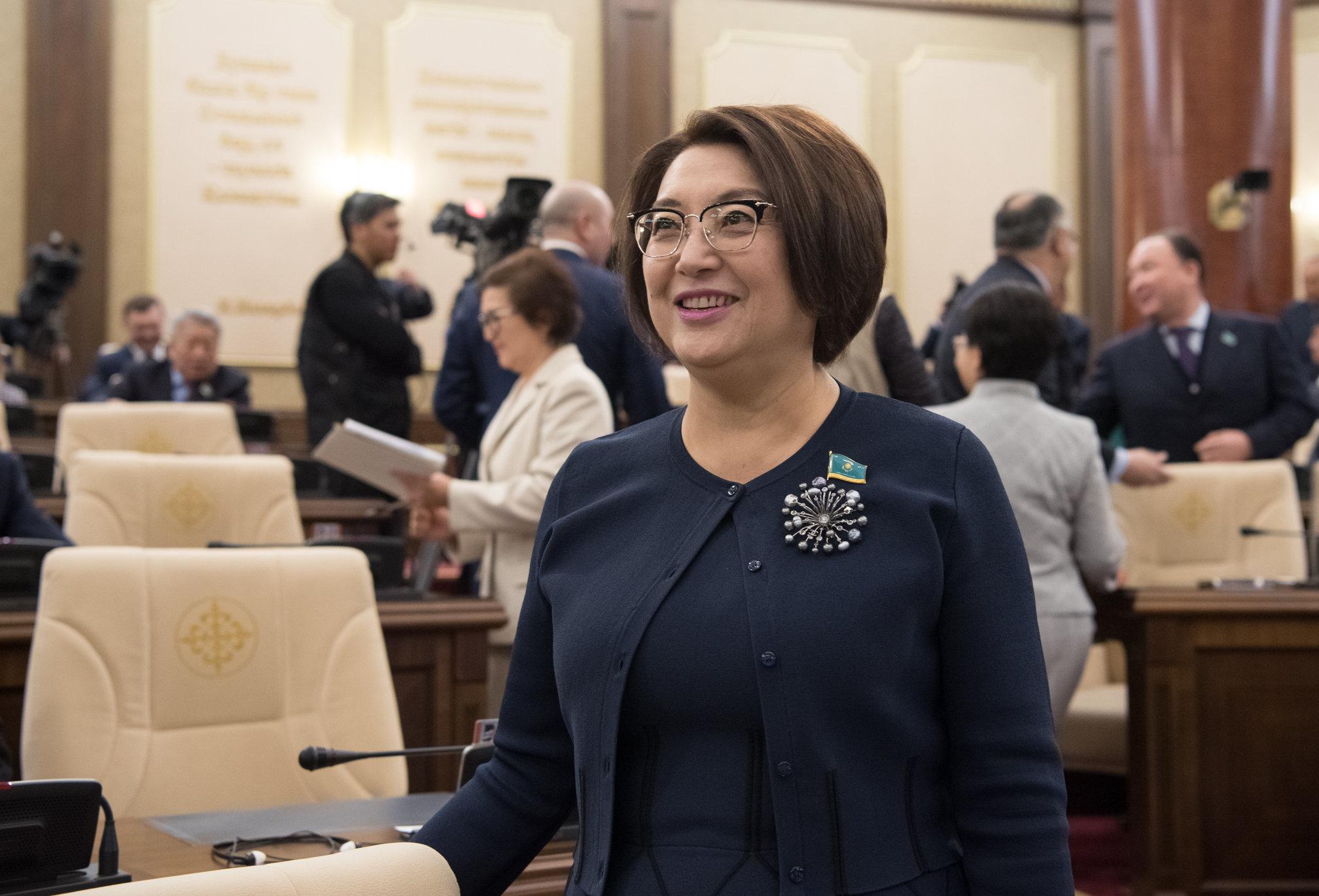 Бырганым Айтимова