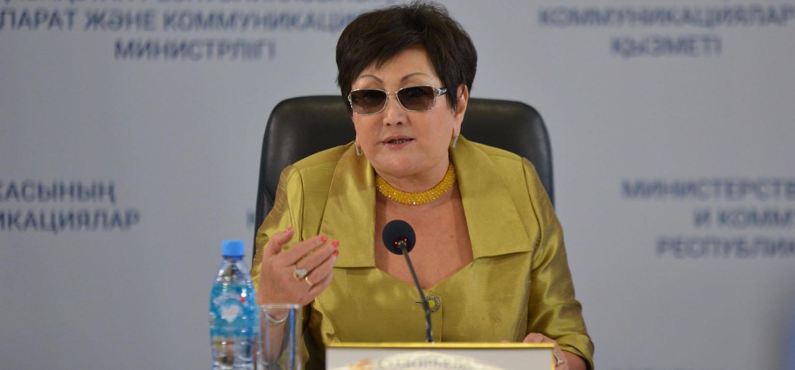 Айгуль Соловьева