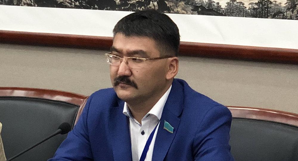 Депутат мажилиса Мурат Темиржанов