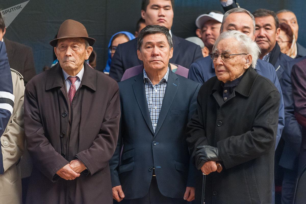 Алматы қаласында қазақ халқы Шерxан Мұртазамен қоштасты
