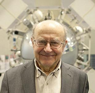 Ведущий научный сотрудник Института Космических исследований РАН Натан Эйсмонт