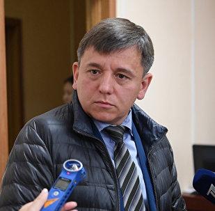 Адвокат Дмитрий Куряченко