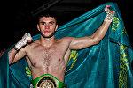 Әли Ахмедов, қазақстандық боксшы