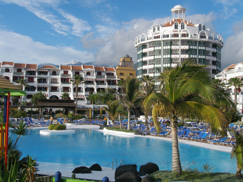 Отель на острове Тенерифе