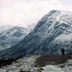 Анч Игч үстіртінің ең биік нүктесіне апаратын соқпақ, Шотландия