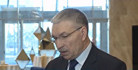 Директор департамента трансграничных рек Игорь Коваль