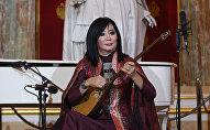 Заслуженная артистка Республики Казахстан Айгуль Улкенбаева