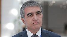 Министр водных ресурсов Узбекистана Шавкат Хамраев