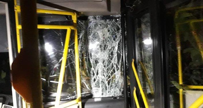 Алматыда автобус жол апатына ұшырады