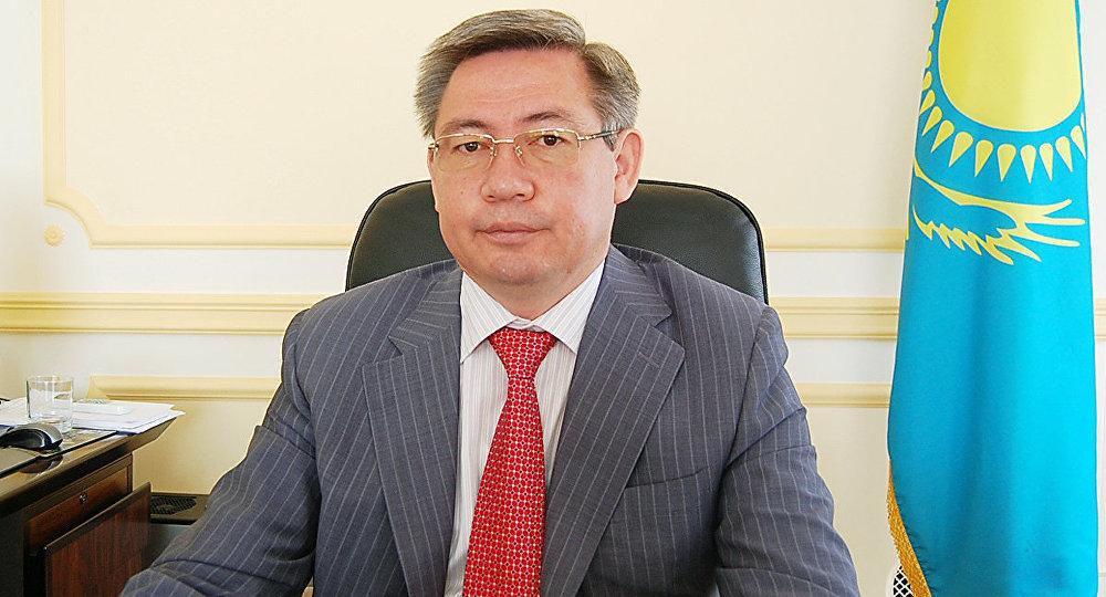 Посол Казахстана в Узбекистане Ерик Утембаев