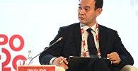 Директор Департамента государственного регулирования внутренней торговли Министерства промышленности и торговли РФ Денис Пак