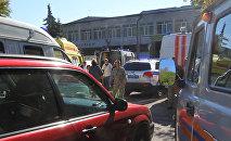 Керчь қаласындағы политехникалық колледжде болған теракт