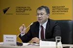 Директор центра стратегических инициатив Бахытжан Саркеев