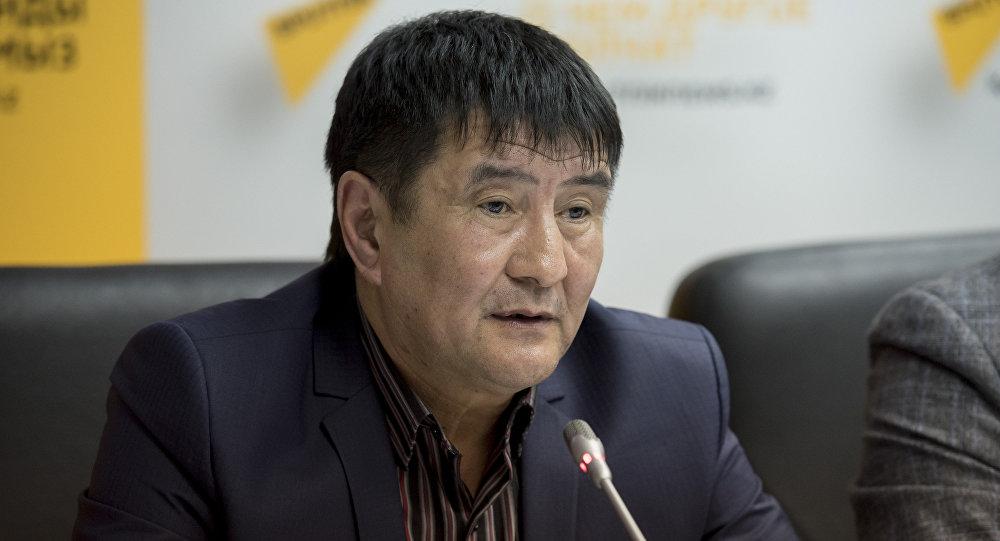 Сагатбек Мусаханов