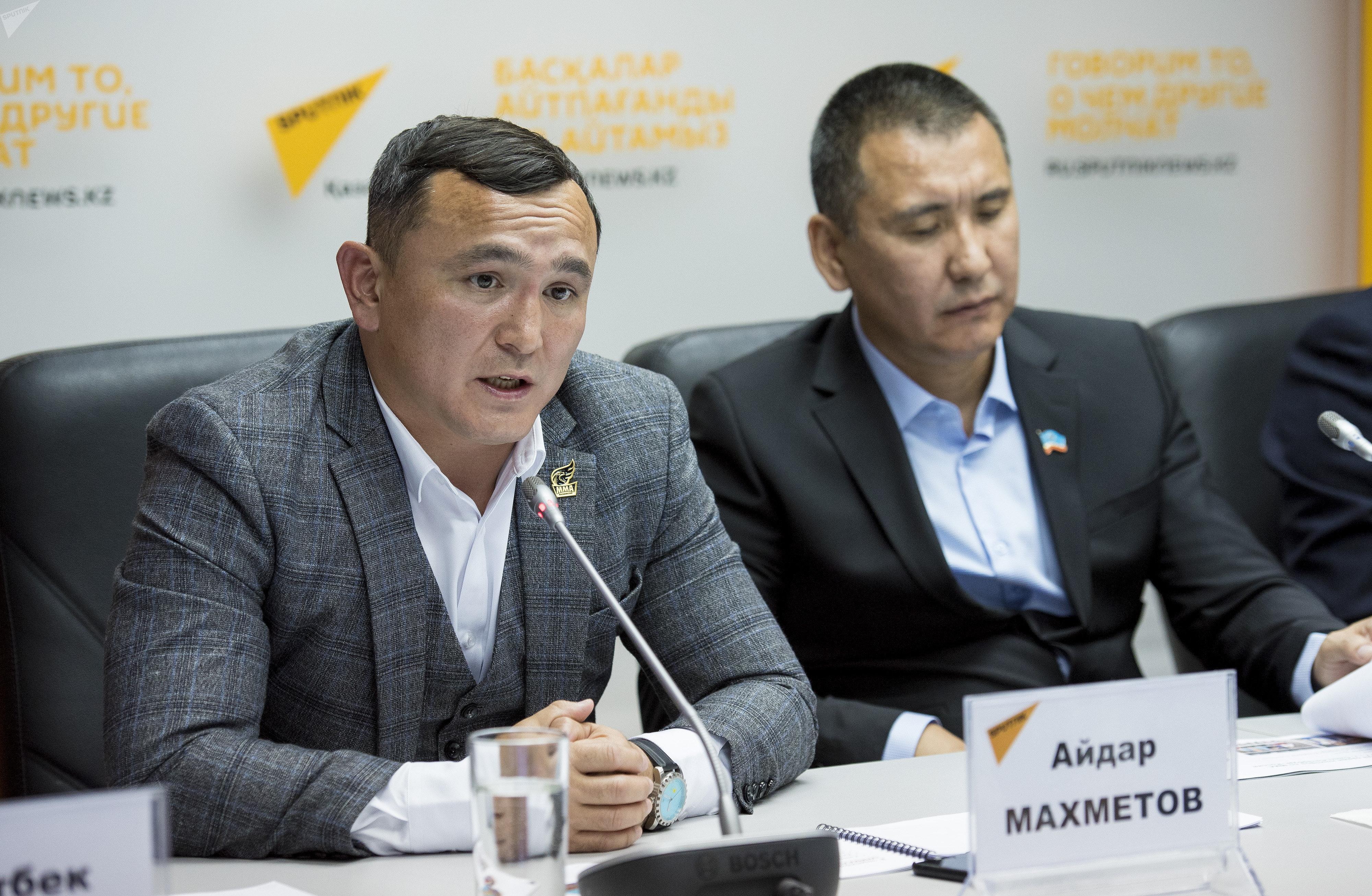 Айдар Махметов