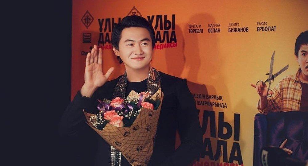 Төреғали Төреәлі, қазақстандық әнші