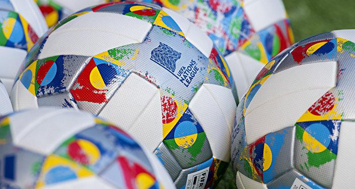 Мяч УЕФА -Лига наций