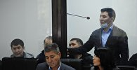 Суд над экс-депутатом из Кыргызстана Дамирбеком Асылбек уулу, архивное фото