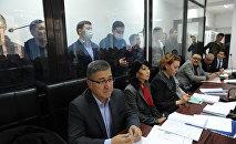 Суд над экс-депутатом из Кыргызстана Дамирбеком Асылбек уулу