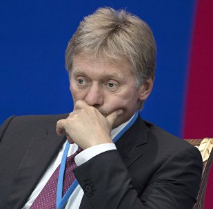 Ресей басшысының баспасөз хатшысы Дмитрий Песков