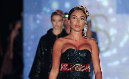 Модный показ Kazakhstan Fashion Week