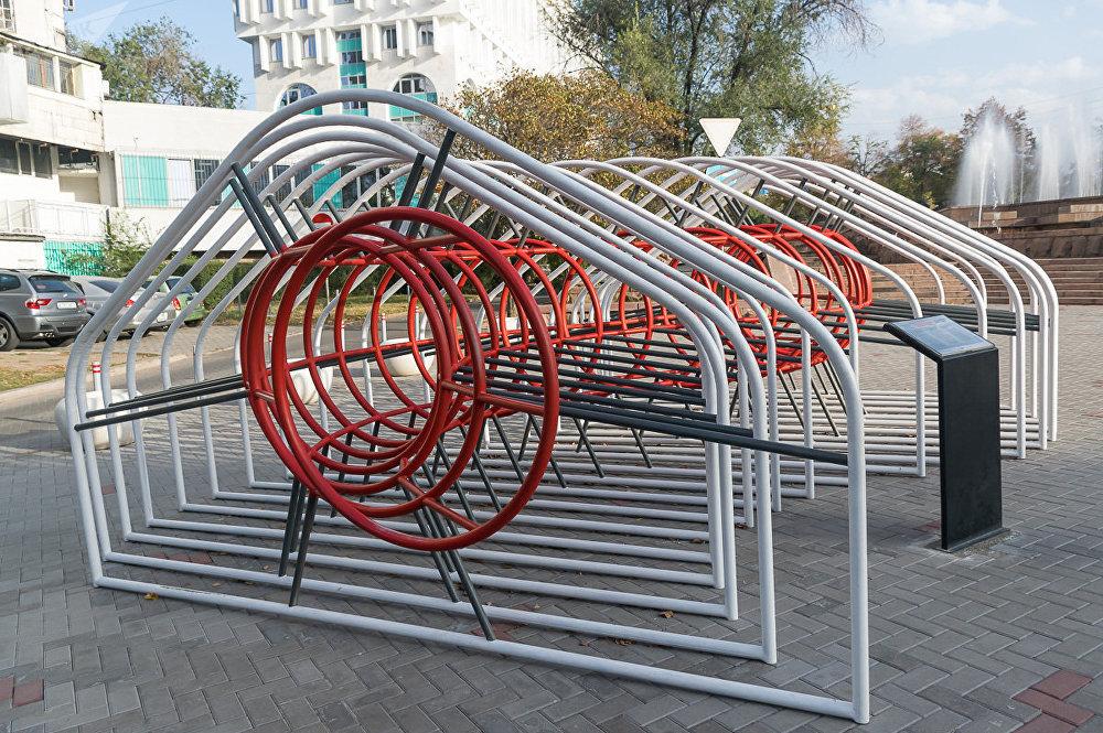 Арт-объекты Алматы