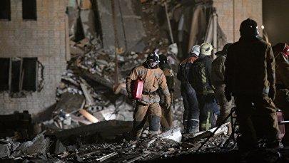 Взрыв на заводе пиротехники «Авангард» в Ленинградской области