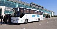 Экологичные автобусы