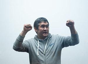 Бизнесмен Искандер Еримбетов