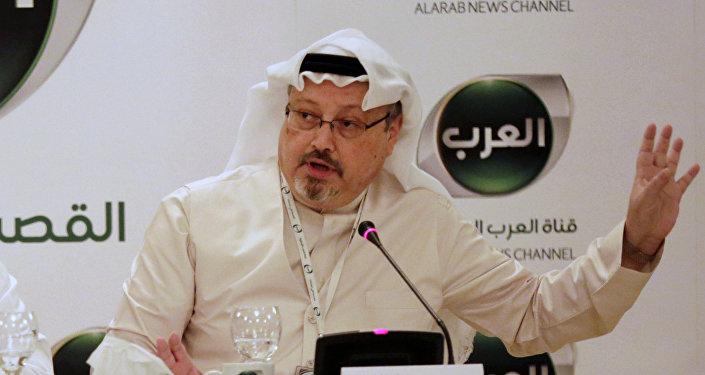 Джамаль Хашкаджи, архивное фото