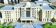 Проект 5-звездочного отеля RIXOS KHADISHA TURKESTAN
