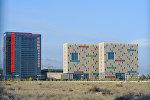 Международный центр приграничного сотрудничества (МЦПС) Хоргос