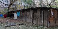 Старый двор, архивное фото