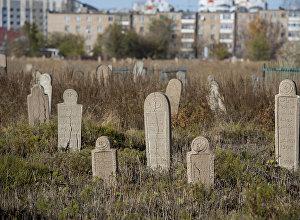 Мусульманское кладбище Караоткель