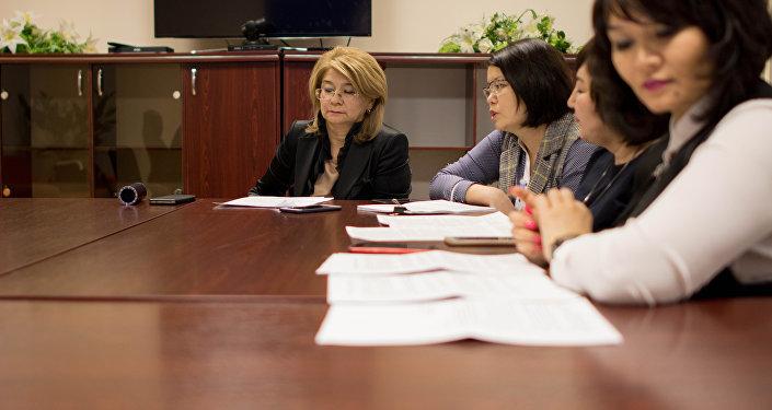 Специалисты Колл-центра госкорпорации Правительство для граждан