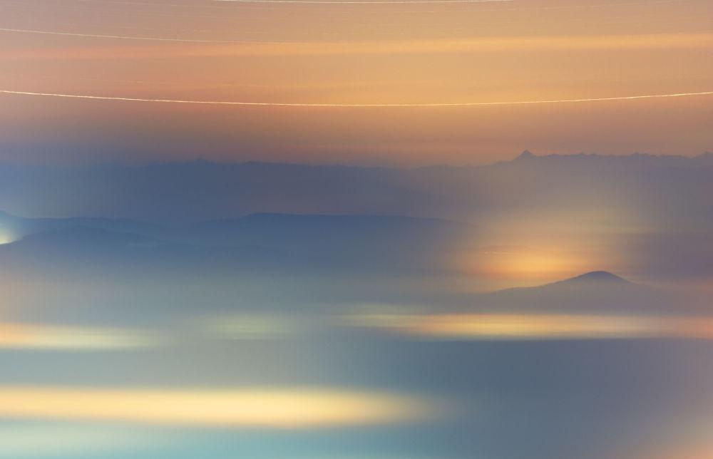 Снимок Circumpolar фотографа Ferenc Szémár, победивший в категории Skyscapes фотоконкурса Insight Astronomy Photographer of the year 2018